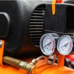Air compressor fuel