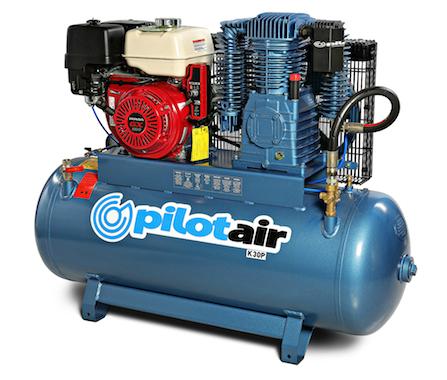 Pilot K30P Trade Petrol Electric Start Reciprocating