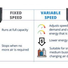Fixed speed vs variable speed