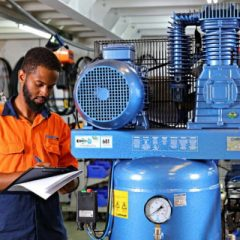 Maintaining your compressed air system