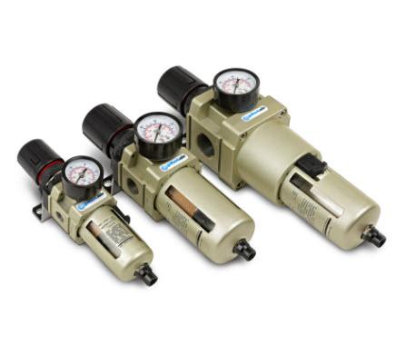 Pilot 8541012 16BAR Compressed Air Filter Regulator