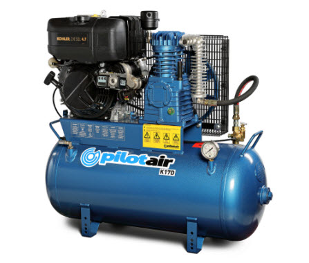 Pilot K17D Industrial Diesel Reciprocating