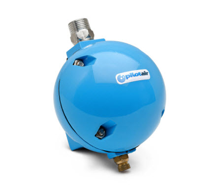 Pilot 045-D031 Mechanical Condensate Drain Vertical Receiver